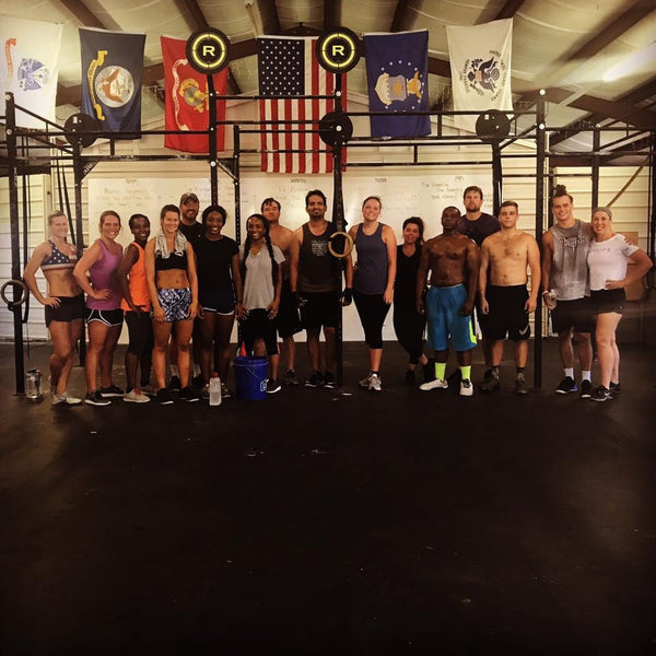 CrossFit 1776 Strength and Conditioning