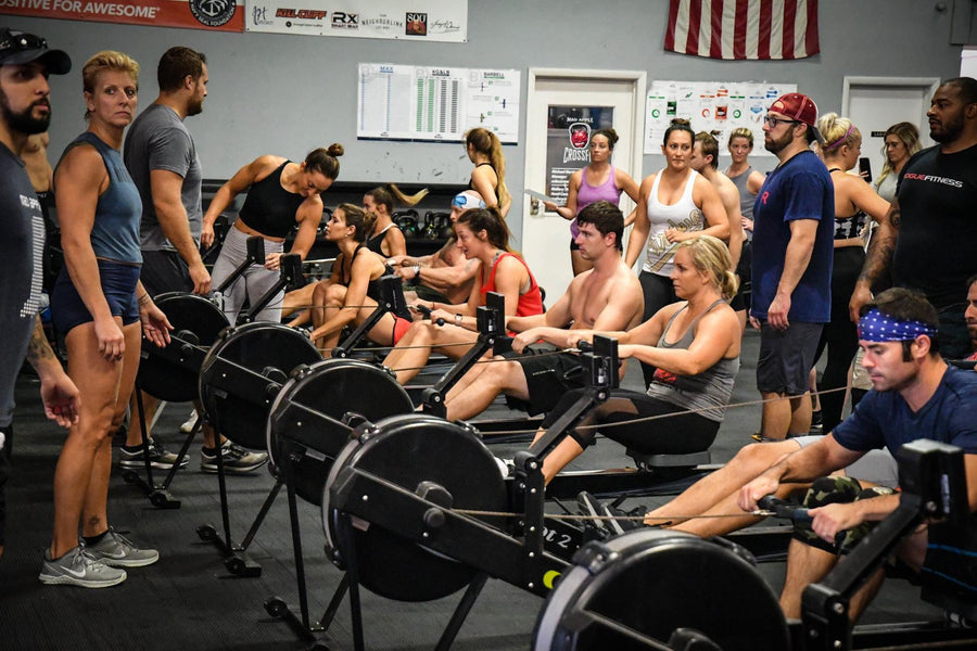 Mad Apple CrossFit: Fun, Family and Fitness for all