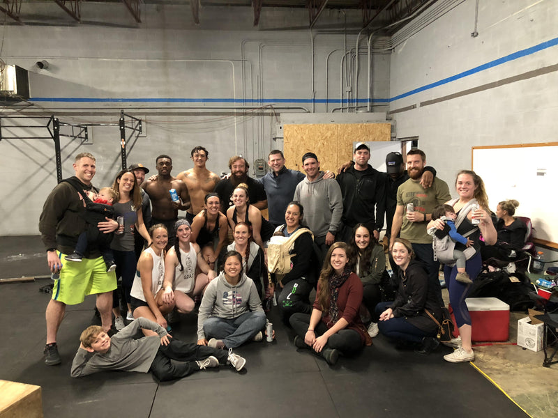 CrossFit Dunbar Cave Lab: One Giant Community