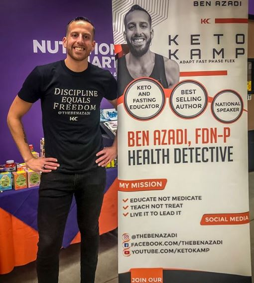Ben Azadi: The Health Detective