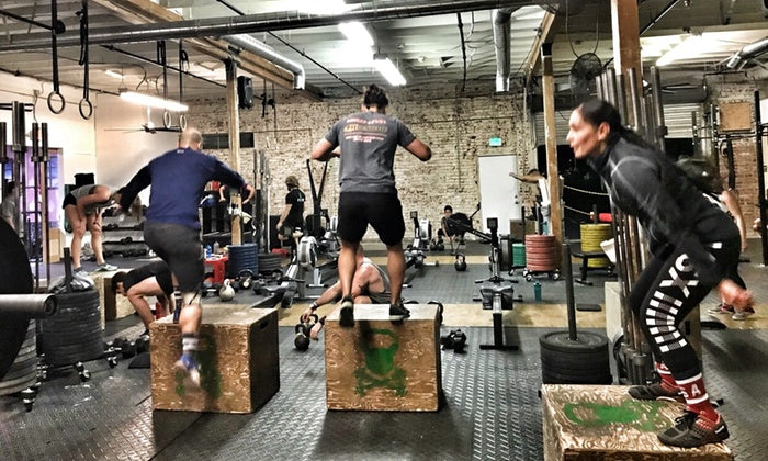Vault CrossFit: Getting People to Move