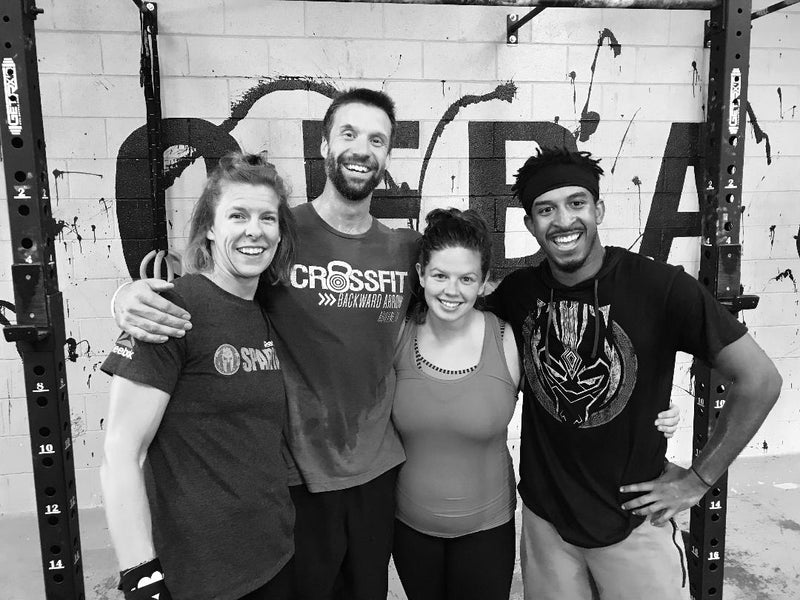 CrossFit Backward Arrow: Providing Results, Community, and Fun