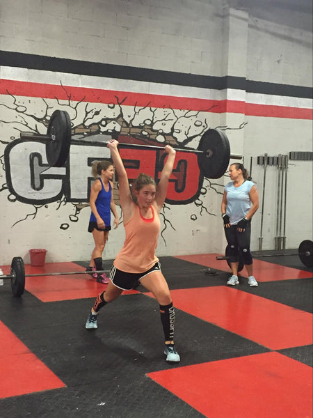The Family Atmosphere at CrossFit First Creek
