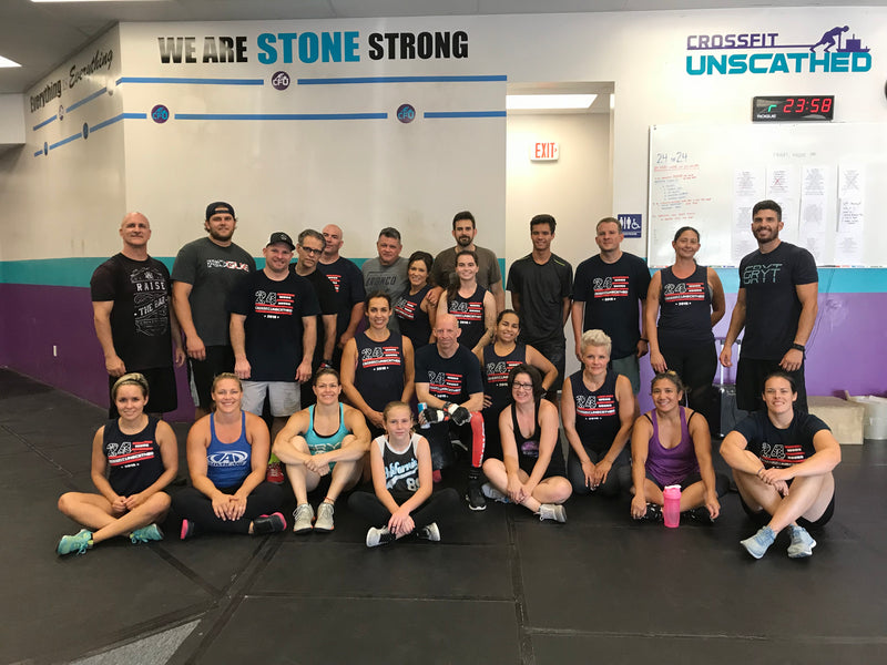 CrossFit Unscathed: A Family More than Anything