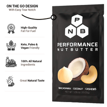 Performance Nut Butter (1 Box)