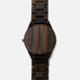 Wooden Watch - CAPO Black Sand
