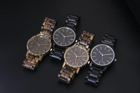 Wooden Watch - Di Legno