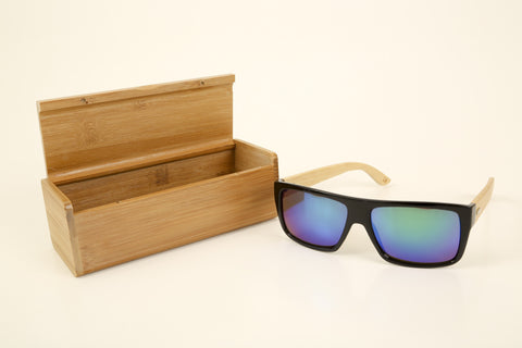 Mammoth Sunglasses - Green Lens