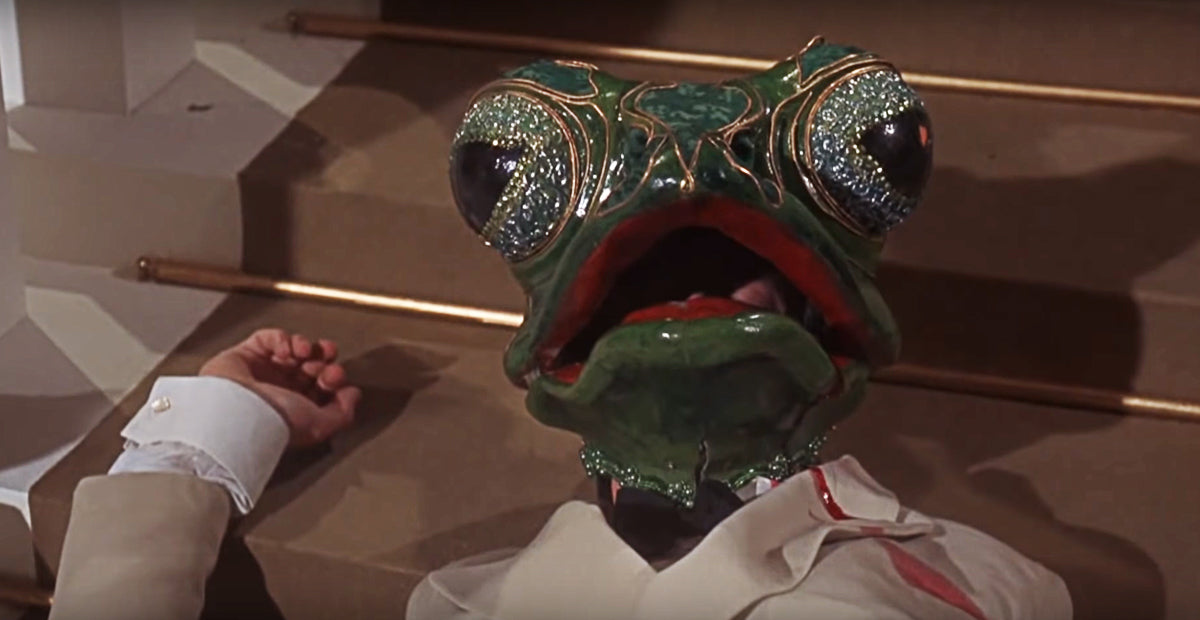 The Abominable Dr Phibes Mask