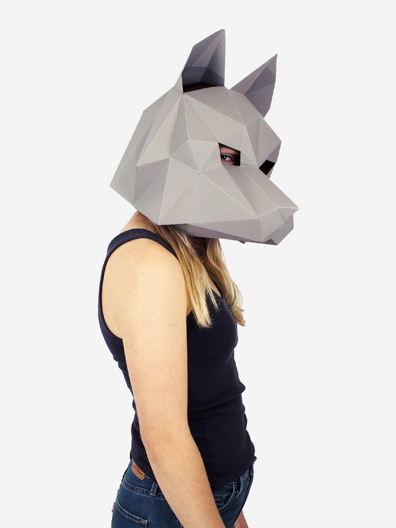 Dire Wolf Mask Kit