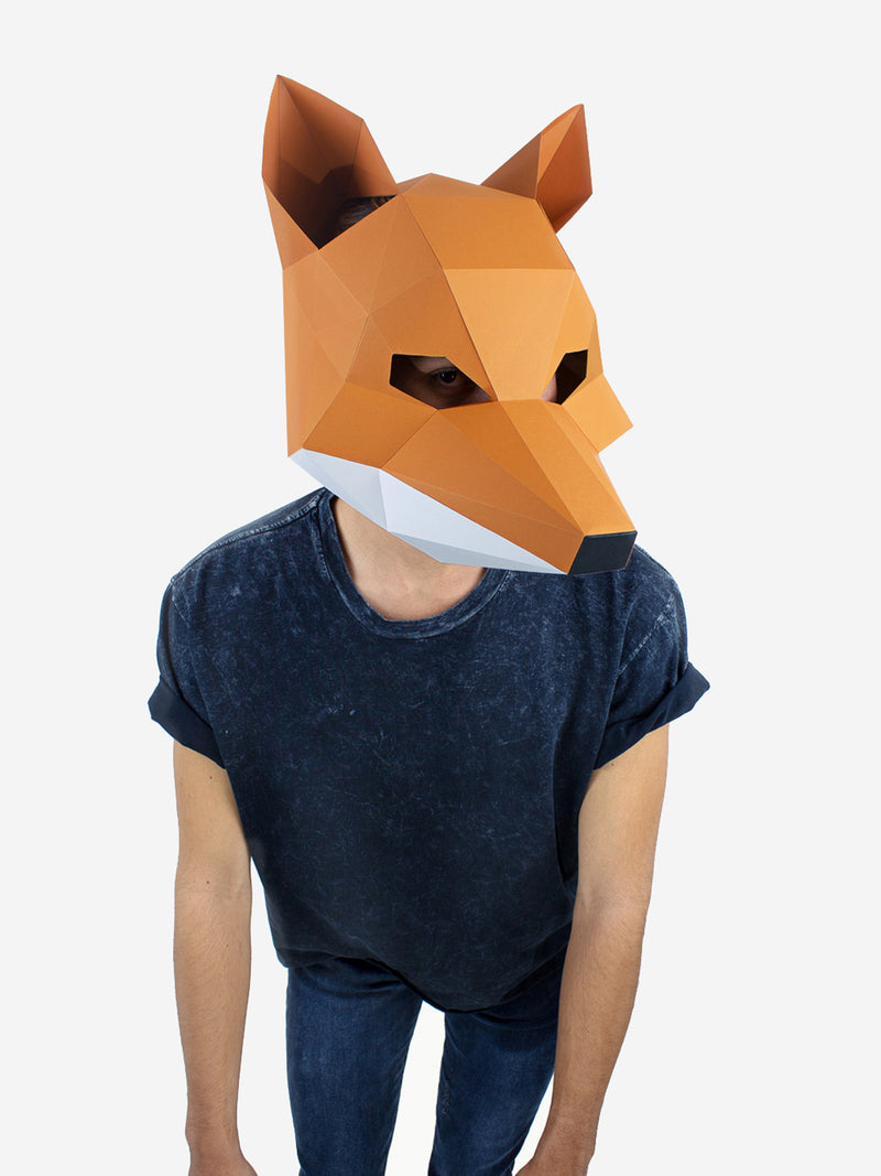 Fox Mask Kit