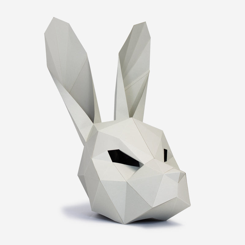 Hare Mask Papercraft