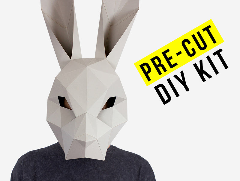 Hare Mask Paper Craft Kit