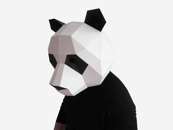 PANDA <br> Printable Mask Pattern