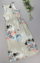 Floral Printed Maxi Dress - Burt's Bargains