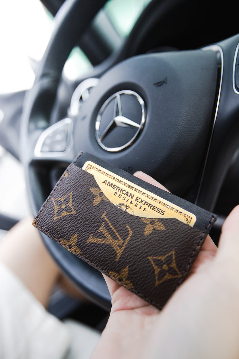 Custom Louis Vuitton Cardholder