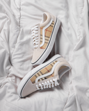 "Custom ""Burberry"" Vans"