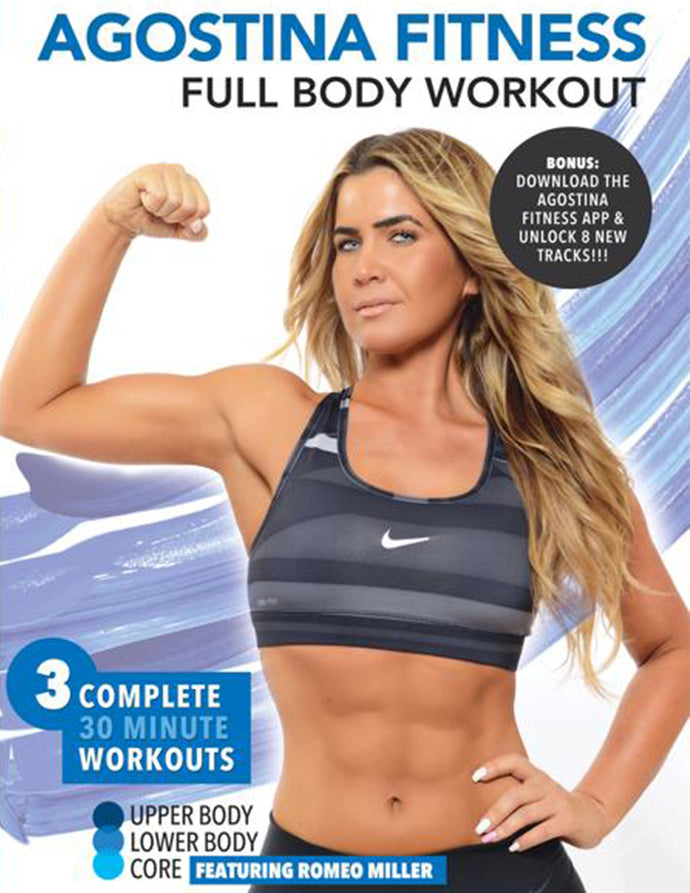 Full Body Workout (Digital Download)