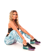 """Blue Crush"" (Augie Active Leggings)"