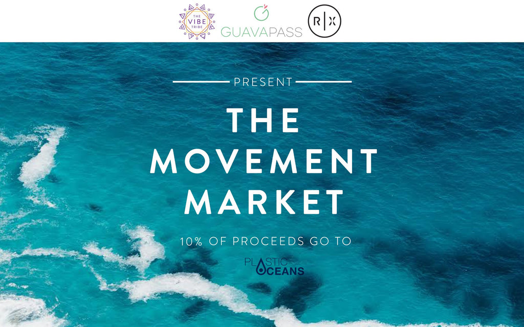 GuavaPass, RUMI X and The Vibe Tribe present The Movement Market