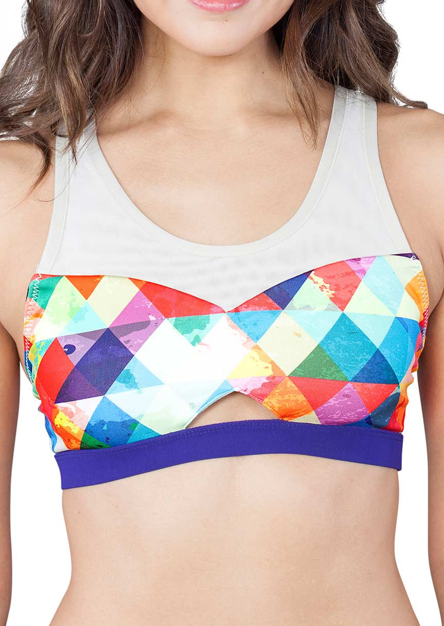 Best Seller Light Full Support Sports Bra