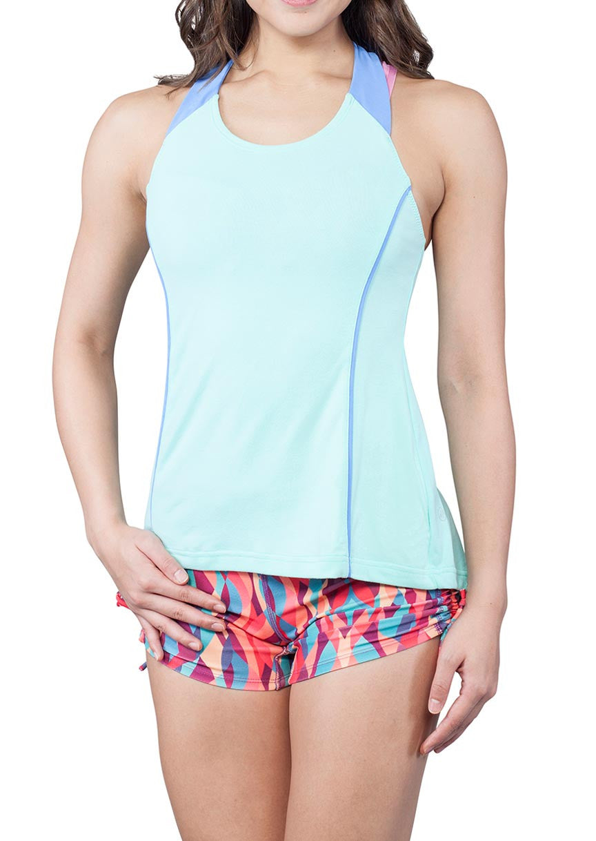Mint Wise Tank Top