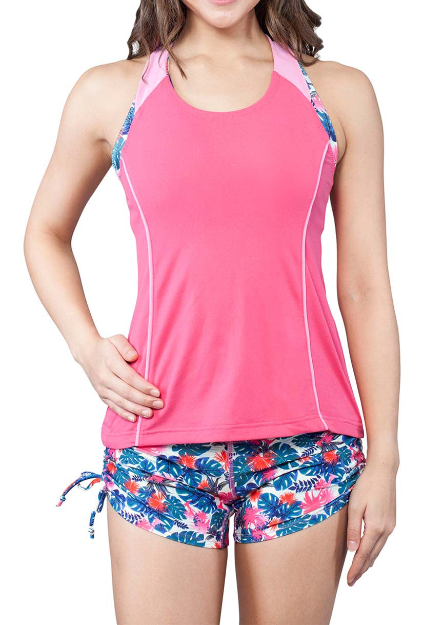Pomegranate Wise Tank Top