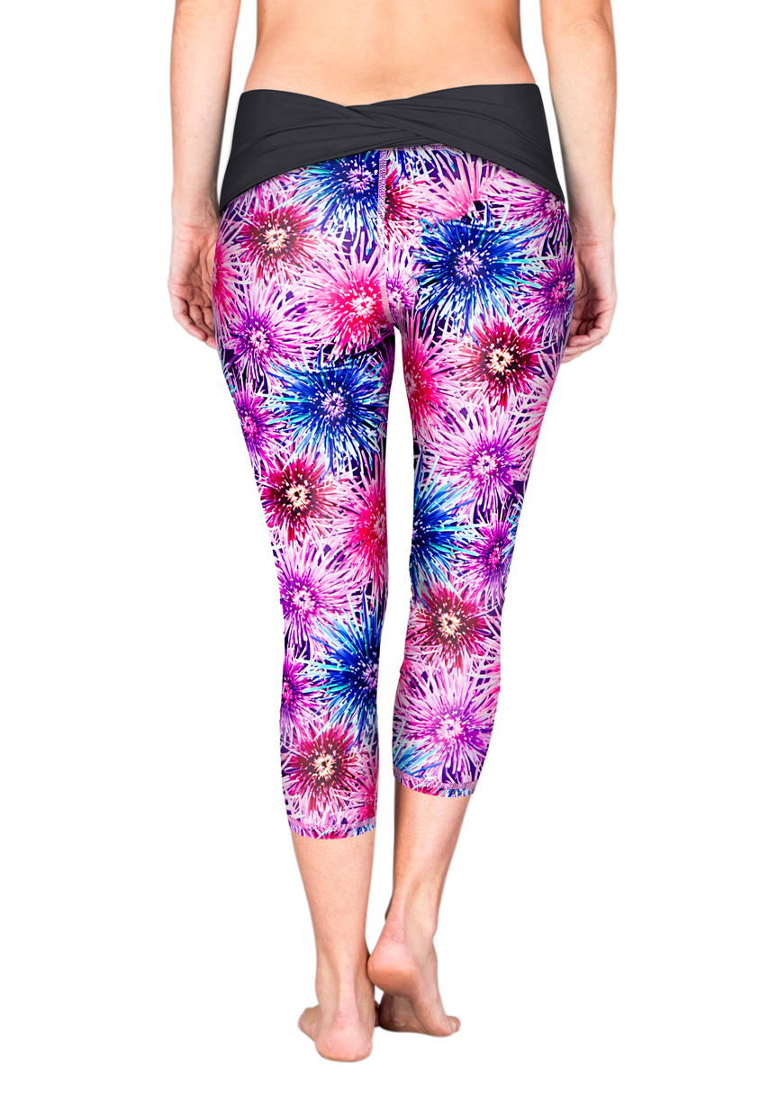 20f01432279ec Fire Maternity Leggings | RUMI X Feel Good