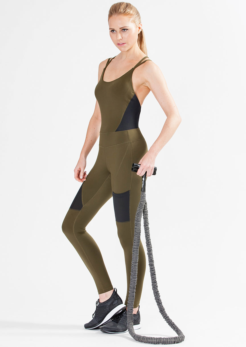 Expression Jumpsuit