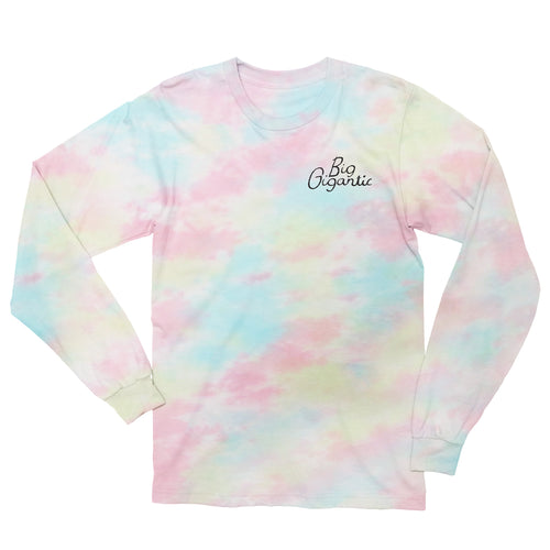 Tie Dye Long Sleeve Rowdytown VII