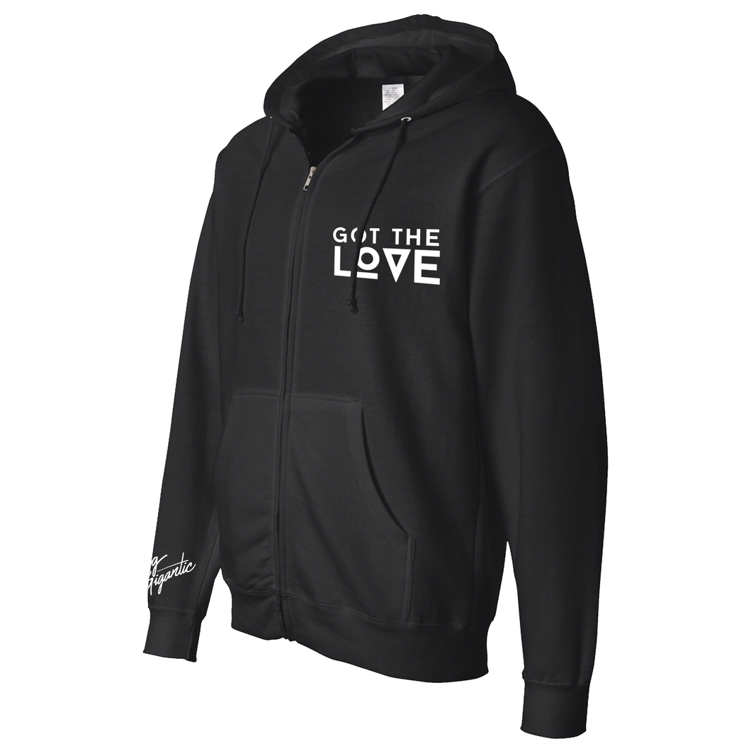Got the Love - Zip Hoodie