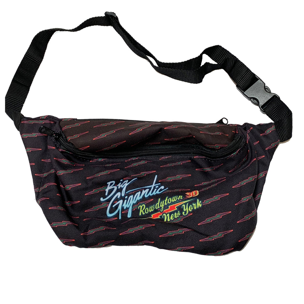 Rowdytown Brooklyn Fanny Pack
