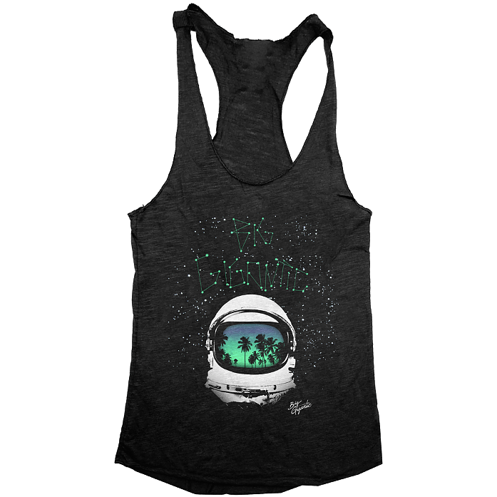 Space Party Racerback Tank