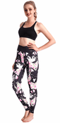 Kitty Ribbon Leggings