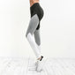 Sasha Performance Leggings - Tri-Tones