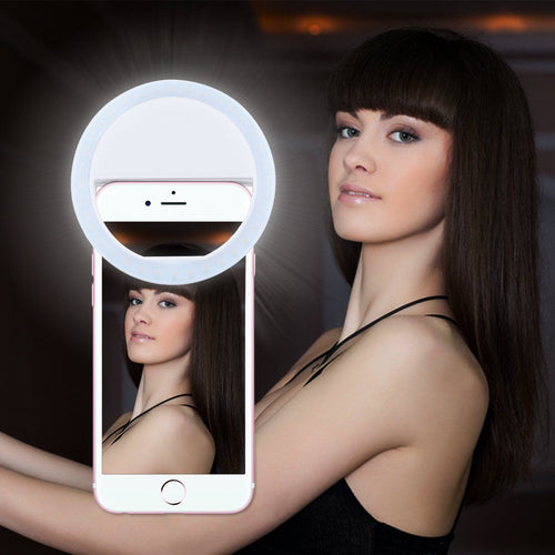 Free Giveaway Selfie Ring Light (Just Pay Shipping)