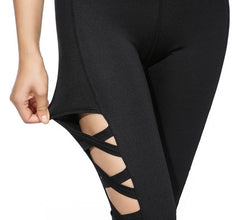 Lisa® Accent Leggings - Daring
