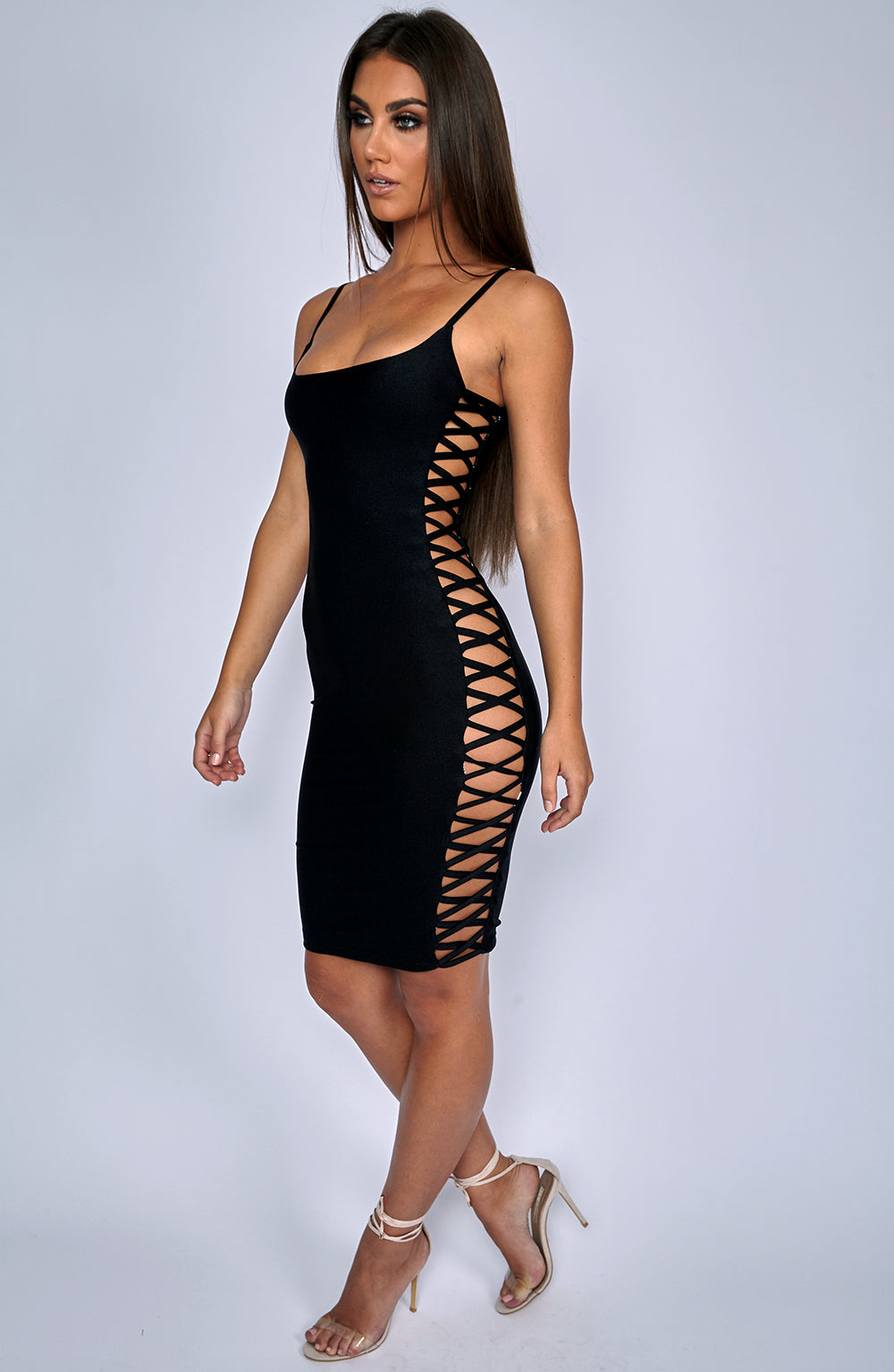 Pure Temptation Dress - Black