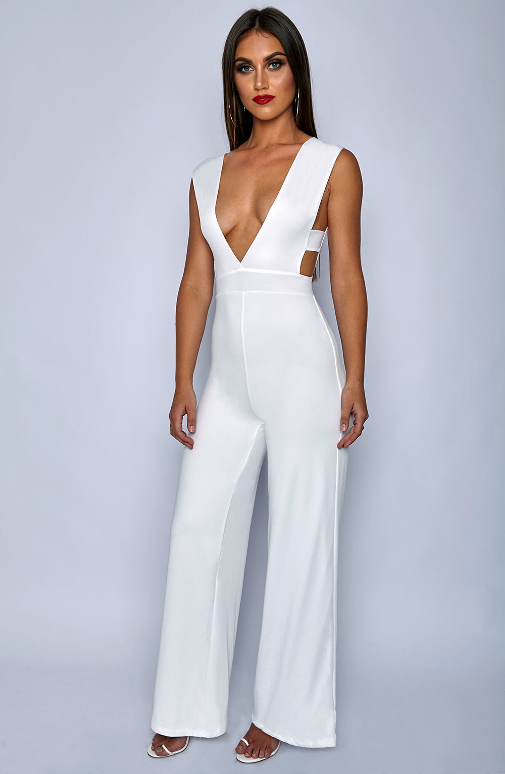 Tammy Jumpsuit - White
