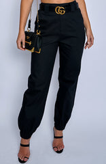 Cali Combat Pants - Black