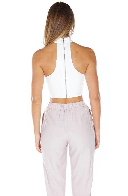 Zacker Top - White