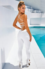 Ciana Jumpsuit - White