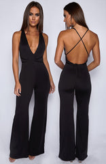 LA Bish Jumpsuit - Black