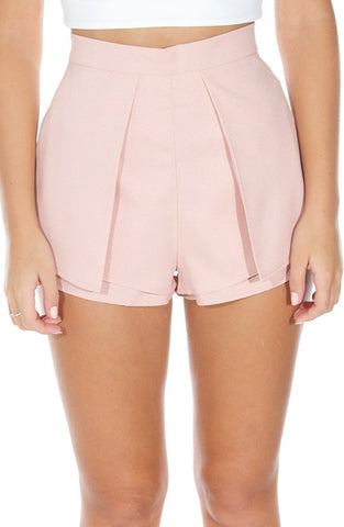 Luxury Life Shorts - Pink