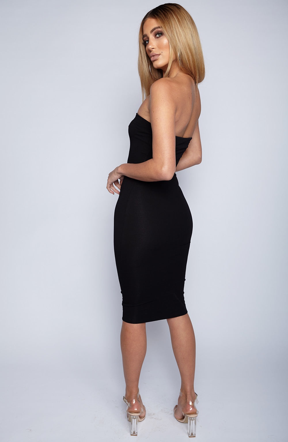 Zaria Dress - Black
