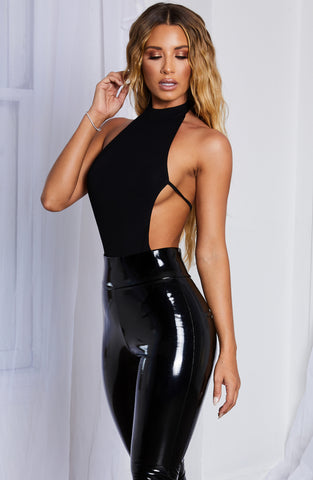 Allissa Bodysuit - Black