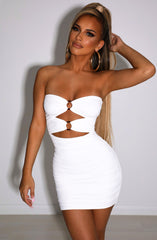 Coco Mini Dress - White
