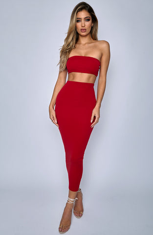 Sophia Set - Red