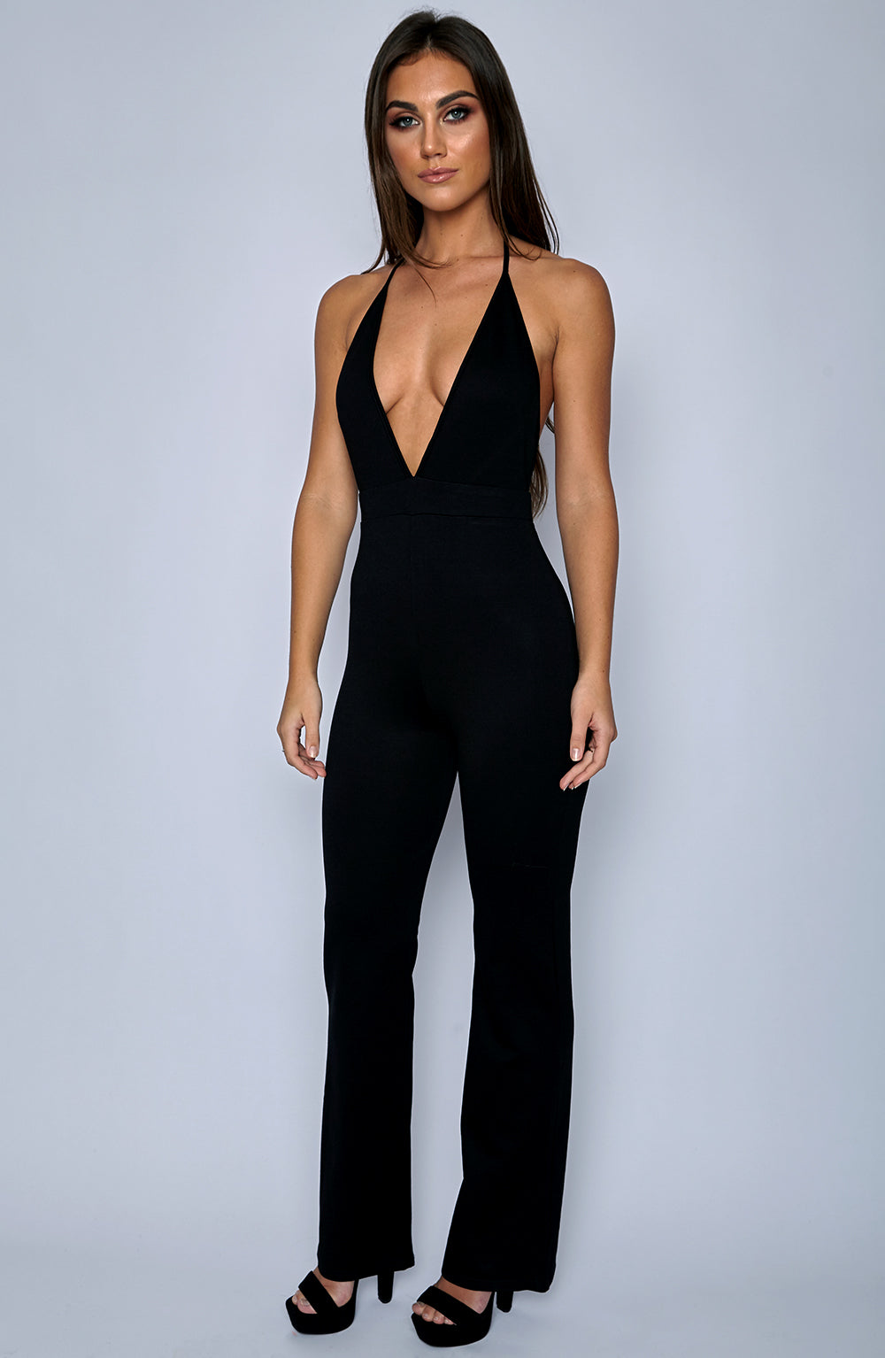 Levetti Jumpsuit - Black