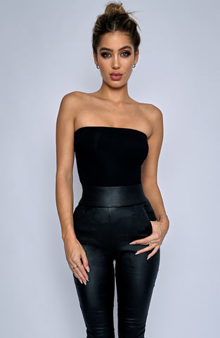 Saint Monica Bodysuit - Black